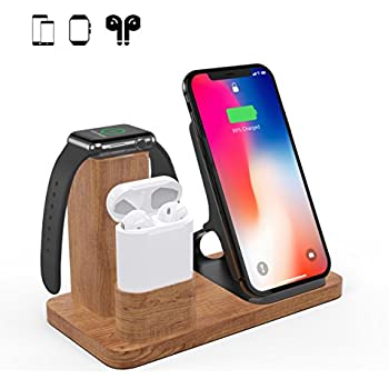 dockningsstation iphone x airpods
