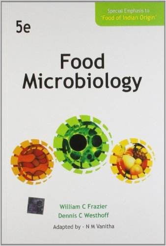 food microbiology by frazier and westhoff pdf free download
