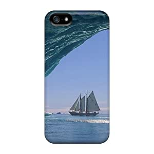 Iphone 5/5s Case, Premium Protective Case With Awesome Look - Great Nature