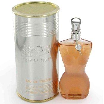 Жан-Поль Готье Classique Туалетная вода-спрей для женщин, 3,3 унции
