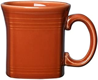 product image for Fiesta 13-Ounce Square Mug, Paprika