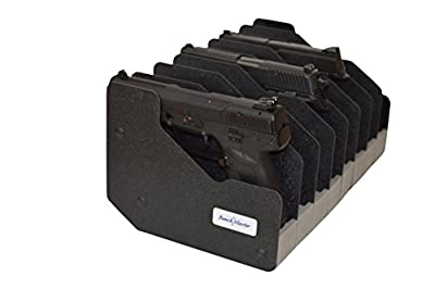 Benchmaster - Weapon Rack -  Gun Pistol Rack - Gun Safe Storage Accessories - Gun Rack