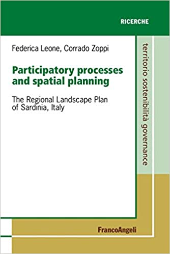 Book Participatory processes and spatial planning. The regional landscape plan of Sardinia, Italy