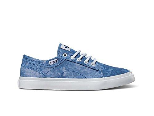 Canv Blue Aversa Suede Blk Pinstripe Chaussure Dvs OxI1qwH4