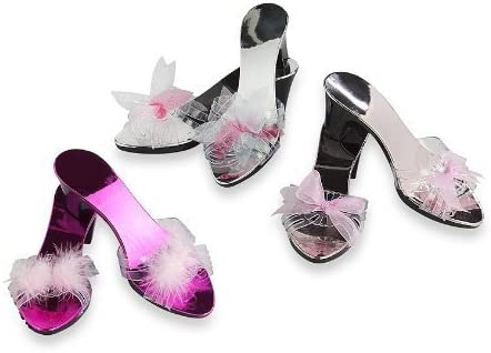 Pair Pretty Chic High Heels for Role