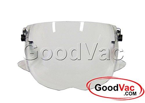 Centurion Vision Plus Helmet Spare Visor Clear Lens Face Shield S577 - Fits S10PLUS Centurion Helmets