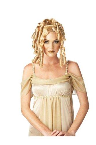 Morris Goddess Costumes - Morris Costumes Goddess Wig