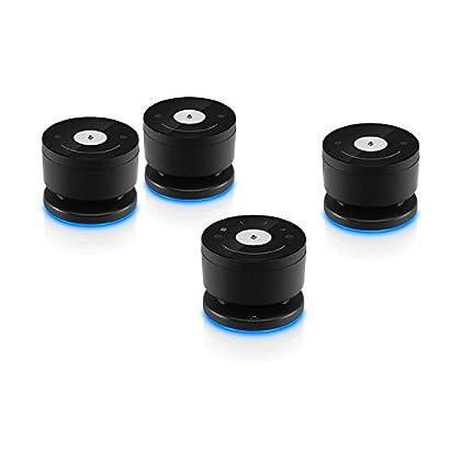 Image of Sennheiser TC-W Set Case US | 24 Participants Bluetooth 4.2 USB 3.5mm Jack Connection Wireless Audio Conference Set Bluetooth & FM Transmitters