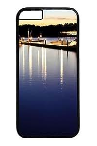 Amazing Sunset Custom iPhone 6 Case Cover Polycarbonate Black