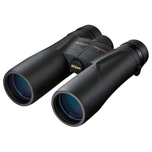 Nikon 7538 10x42 PROSTAFF 7 Binocular (Black) by Nikon