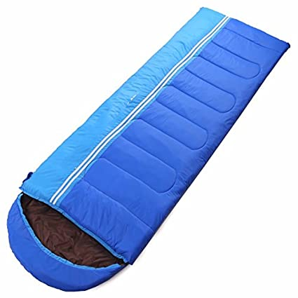 SUHAGN Saco de dormir Saco De Dormir Adulto Outdoor Indoor Seasons Camping Viajes Single Doble Bolsas ...
