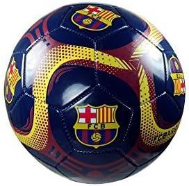 Licensed FC Barcelona Soccer Ball 4 Icon Sports Barcelona Ball Size #4
