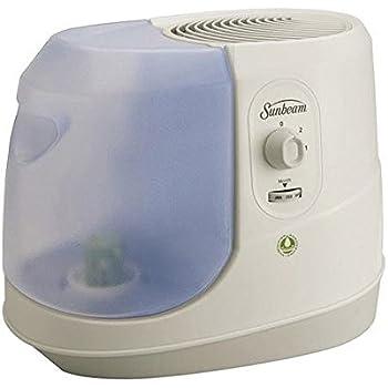 Amazon Com Sunbeam Cool Mist Humidifier Scm1100 Wm Home