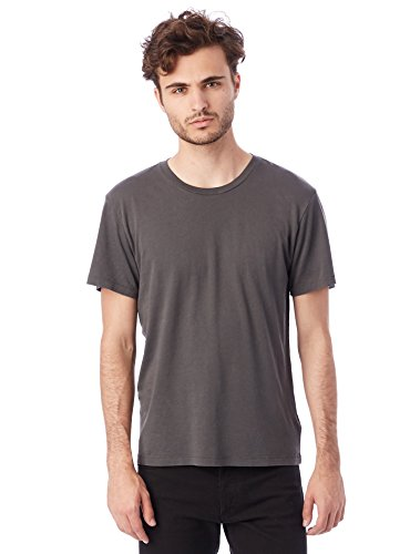 Organic+cotton Products : Alternative Men's Organic Crew Tee