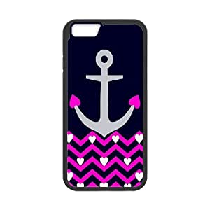 "Unique Phone Case Design 1Anchor And Caption- For Apple Iphone 6,4.7"" screen Cases"