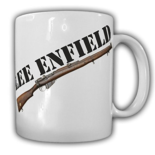 Lee Enfield Order Short Magazine Rifle United Kingdom James Paris Lee Gun British India Deko - Coffee Cup - Shorts Enfield