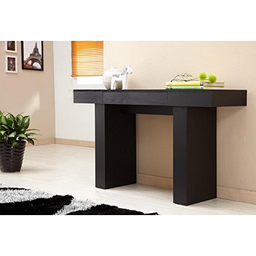 Metro Modern Sofa (Metro Shop Furniture of America Perry Modern Black Finish Sofa Table)