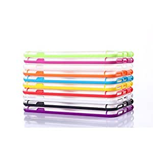 YULIN Solid Color/Mixed Color/Transparent/Polycarbonate for iPhone 6 (Assorted Colors) , Yellow