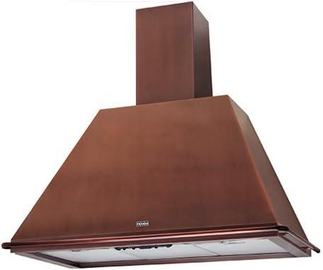 Franke FCL 924 Co Campana extractora/pared/49,0 cm/Campana Pared Campana/Iluminación halógena/cobre: Amazon.es: Grandes electrodomésticos