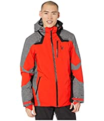 The Leader Gore-Tex Jacket features a distinctive Spyder look with bold color blocks and is fully-loaded with slope-ready functionality to keep you comfortable and performing at your best this winter. It's no wonder the Leader has been a long...