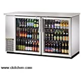 TBB-24-60G-S-LD Back Bar Cooler