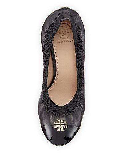 Pictures of Tory Burch Jolie 75MM Pump Shoes (6.5 M US Black) 2