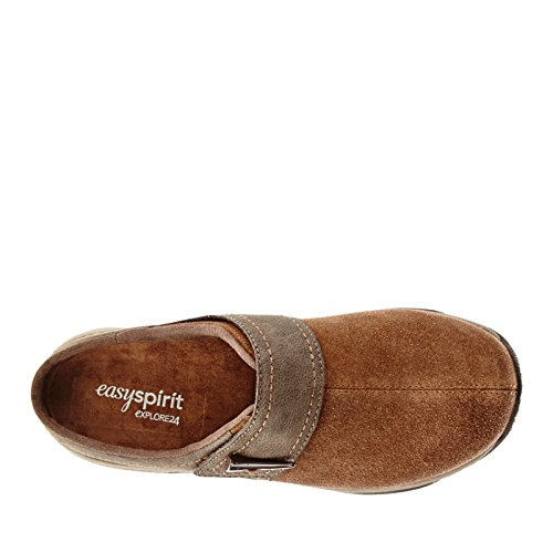 Easy Spirit Donna Eliana Mule Brown