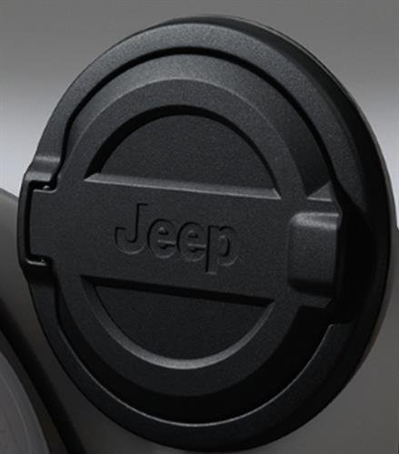Jeep Fuel Door (Black) – 82215123