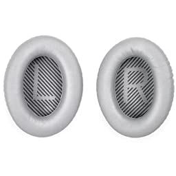 Bose Ear Cushion Kit for QuietComfort 35 Headphones, Silver