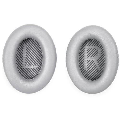 Bose Ear Cushion Kit for QuietComfort 35 Headphones, Silver