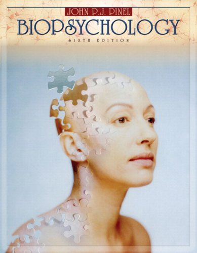 Biopsychology with Beyond the Brain and Behavior CD-ROM and with MyPsychKit (6th Edition)