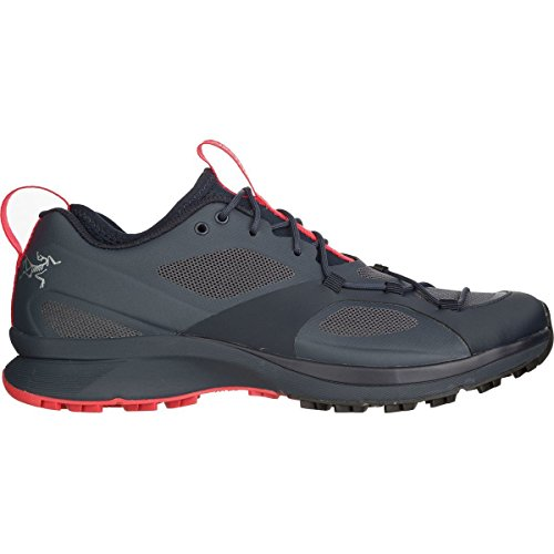 Arc'teryx Norvan VT Trail Running Shoe - Women's Blue Nights/Coral, US 7.0/UK 5.5