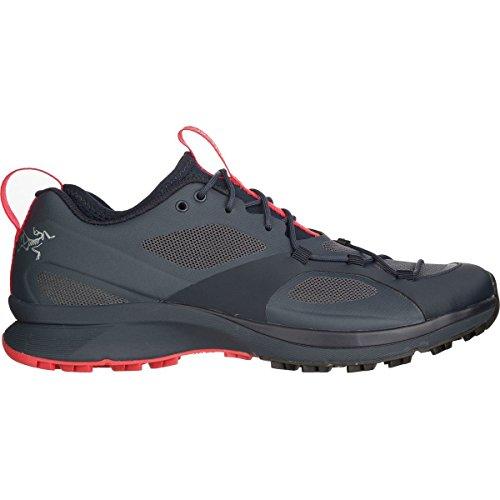 Arc'teryx Norvan VT Trail Running Shoe - Women's Blue Nights/Coral, US 10.0/UK 8.5