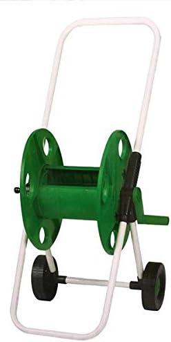 carro porta mangueras profesional Carro Para 60m de manguera 13mm o 45mm de manguera 16mm.: Amazon.es: Jardín
