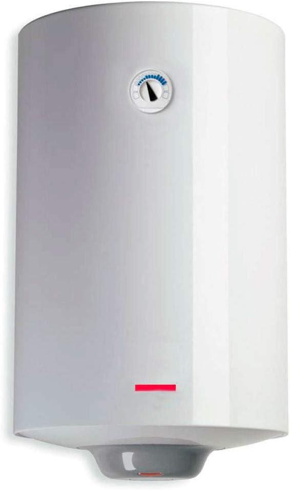 Termo Eléctrico 50 Litros - Calderín Esmaltado - Regulación Exterior - 1200W