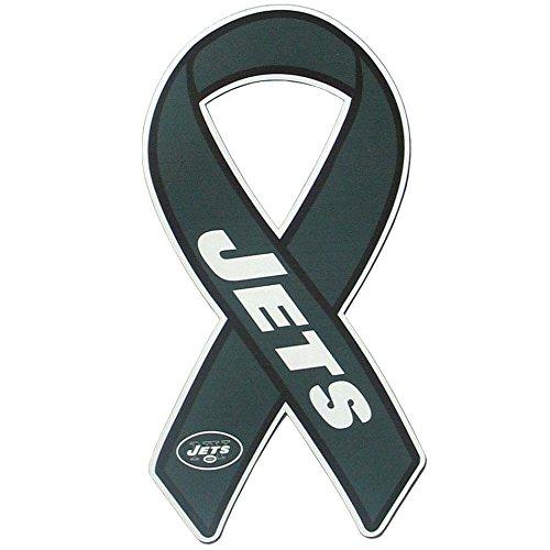 NFL New York Jets Ribbon Magnet