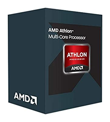 AMD Athlon X4 845 Quad-core (4 Core) 3.50 GHz Processor - Socket FM2+Retail Pack from Amd