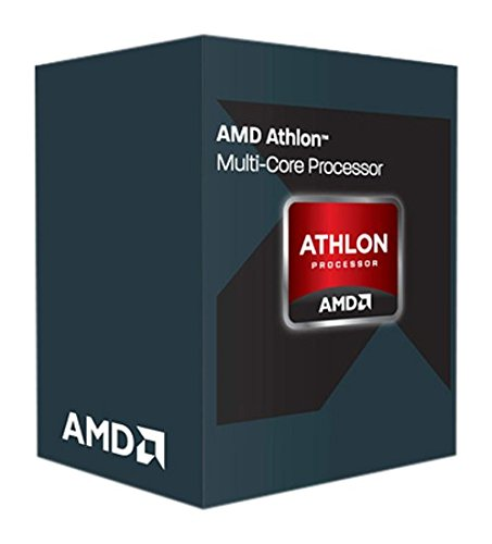AMD Athlon X4 845 and Near-Silent 95W AMD Thermal Solution AD845XACKASBX
