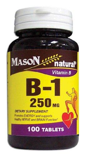 Mason vitamines B-1 comprimés de