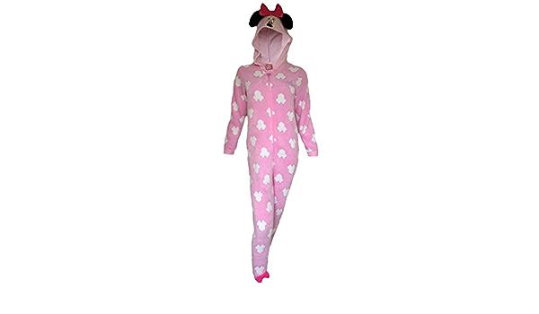Primark Essentials - Pijama de una pieza - para niña rosa ...