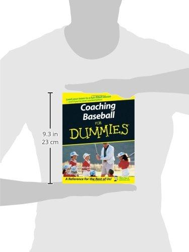 Review Coaching Baseball For Dummies