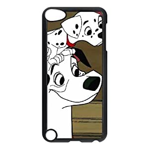 iPod Touch 5 Phone Case Black 101 Dalmatians The Series Cadpig AU7274279