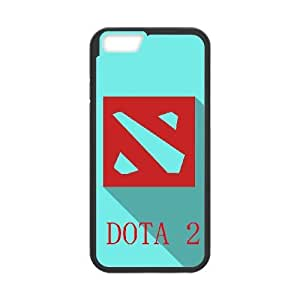 iPhone 6s 4.7 Inch Cell Phone Case Black DOTA 2 Tmnpry Hard protective Case Shell Cover