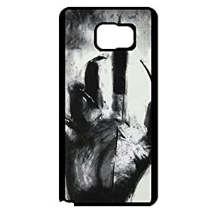 Samsung Galaxy Note 5 Shell,Prevdent Gorgeous Horror Image Pattern Mobile Phone Case for Samsung Galaxy Note 5