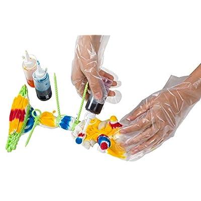 ALEX Toys Do-it-Yourself Wear Tie Dye Fashion Best Friends Scarves: Toys & Games