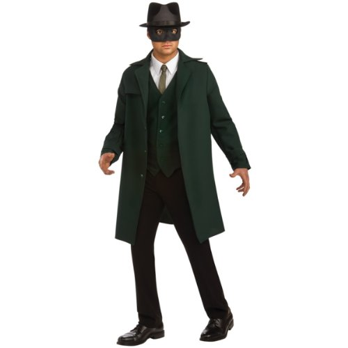 Green Hornet Costume - Standard - Chest Size 40-44