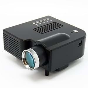 Mini av led digital projector w usb sd card for Mini digital projector