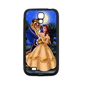 Custom Beauty And Beast Back Cover Case for SamSung Galaxy S4 I9500 JNS4-710