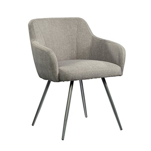 Sauder Soft Modern Occasional Soft Chair, Gray