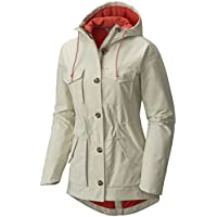 Mountain Hardwear Women's Overlook Shell Jacket (Stone, Green Fade or Dark Zinc)